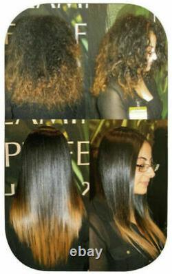 TERRE A MER Keratin Friendly Treatment Kit Hair Maintenance Moisturising Brasil