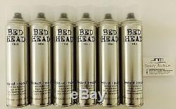 TIGI Bed Head Hard Head Hard Hold Hairspray 10.6 oz (PACK OF 12)