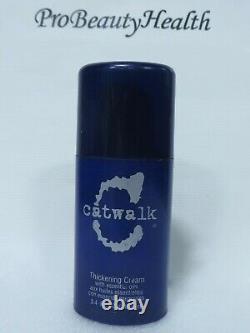 TIGI CATWALK Thickening Cream 3.4 oz Original Formula