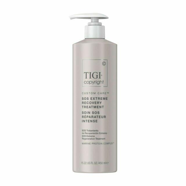 Tigi Copyright Sos Extreme Recovery Treatment 450ml Trattamento Di Rigenerazione