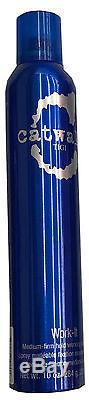 TIGI Catwalk Work-It Medium Firm Hold Hairspray 10 oz (Pack of 24) New