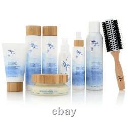 Taya 8-pc Amazon White Clay Thickening Hair & Skin Collection
