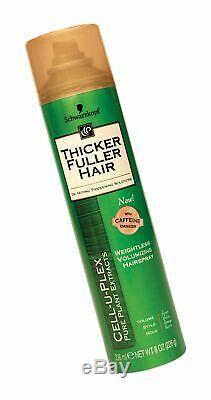 Thicker Fuller Hair Weightless Volumizing Hair Spray 8 oz 8 Oz (Pack of 1)