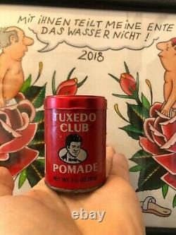 Tuxedo Club Pomade Beauty Creations Champions UNISEX