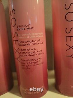 Victoria's Secret So Sexy Style Brilliant & Glossy Shine Mist Spray Lot Read