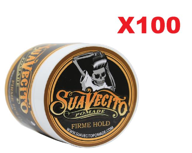Wholesale Suavecito Pomade Firme/ Strong Hold Pomade 4 Oz (100 Units Pack)